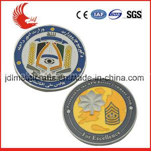 Diamant-Schnitt-Rand-Goldkundenspezifische Metallfertigkeit-Andenken-Herausforderungs-Münzen für Staat-Marine und Amy (007)