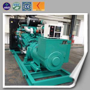 세륨 승인되는 Cummins Engine 천연 가스 발전기