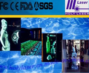 Laser de gravure de subsurface Machine (HSGP-L)