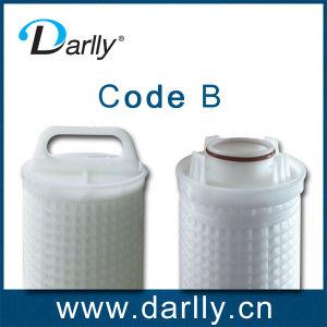 De grote Vervanging van de Patroon van de Filter van de Stroom Water Geplooide