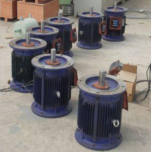 40квт 100 об/мин с низкой частотой вращения генератора постоянного магнита по вертикали