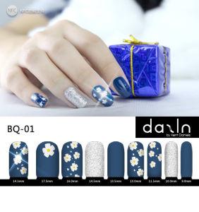 Dazln Nfc Finger-Nagel blenden Aufkleber (LED) eingestelltes Bq-01