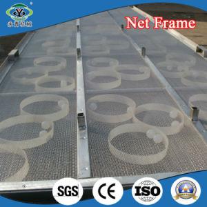 China arena de cuarzo de alta frecuencia pantalla de vibración lineal