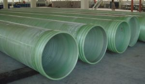 Electrical Equipment를 위한 FRP Round Pipe