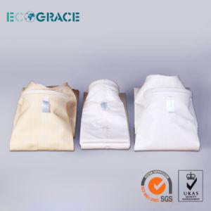 ギプス/石灰/セメント企業のバッグフィルタの塵フィルター(アクリルの/PAN 554)