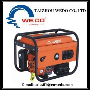 Wd3100 Generador Gasolina 4 tiempos Genset