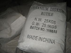 Het Dioxyde van het Titanium van de Prijs van de Fabriek van China voor Plastic Masterbatches, Plastic Samenstellingen