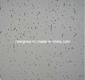 Azulejos de techo acústico ignífugo