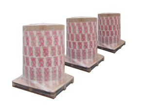 La leche de buena calidad envasado aséptico de cajas de papel