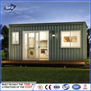Recipiente de prefabricados Luxury House casas com boa qualidade e preço competitivo