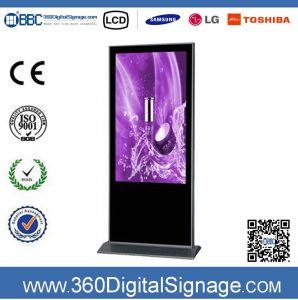 47-дюймовый 1080P вертикальной Digital Signage реклама киоск в сети 3G/WiFi для коммерческих зданий
