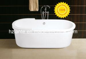 Bañera acrílica de color blanco puro con 5 años de garantía (LT-JF-8308)