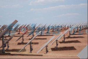 PVの発電システム(6MW)