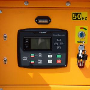 Stille die Generator door de Motor 96kw/120kVA wordt aangedreven van Cummins