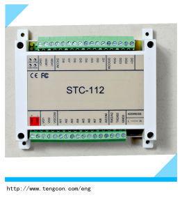 Modbus RTU Stc io-112 (8AI, 2AO, 8DI, 4Fazer) Dados Remotos de módulo de aquisição