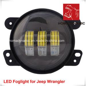 Faro de LED para Jeep Wrangler 4