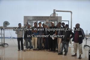 Remplisseuse d'eau minérale pour les bouteilles de 250ml à 1500ml