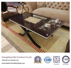 Hotel muebles con mesa de café para Muebles de Salón (YB-F-002).