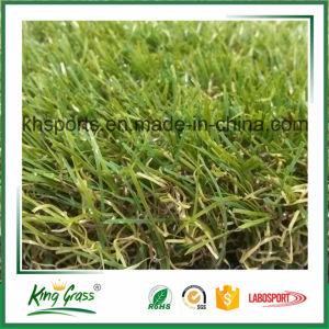 Farbe Hiqh Qualitätskünstliches Gras der Landschaft40mm Höhen-vier