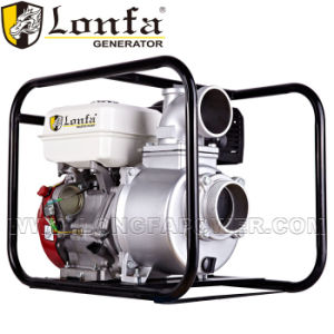 Honda de gasolina de 3 pulgadas mini especificaciones de la bomba de agua