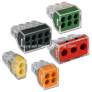 高品質ワイヤーケーブルコネクタのコンパクトな接続のコネクター