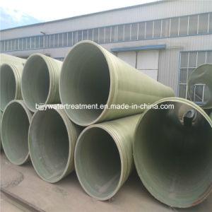 Tubo di Suppy dell'acqua del tubo del tubo GRP di FRP dalla fabbrica