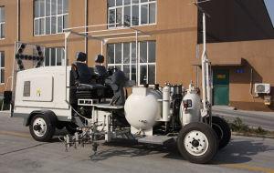 熱可塑性の道マーキング機械(KD-DRZ/P-I)