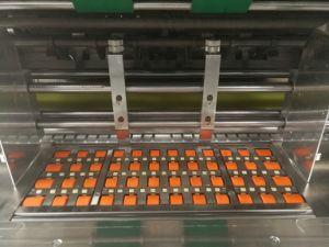 Haute vitesse et boîte en carton<br/> flûte plastificateur de haute précision