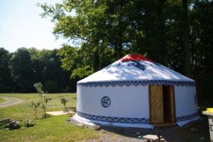 Yourte D5.5m pop up de pliage de plein air tente chapiteau Gazebo Exposition d'auvent partie mariage tente dôme yourte tente de l'événement