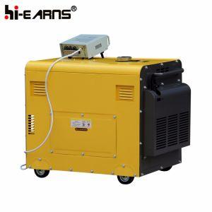 Air-Cooled дизельных генераторных установках (DG6500SE+ATS)