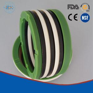 Tecido normalmente Vee Embalagens para Aplicações de Alta Pressão