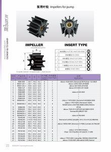 Drijvende kracht en Mechanical Seal voor Pump