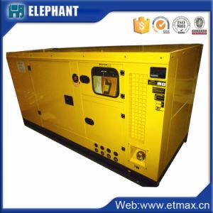 30kVA 24kw Lovol gerador diesel tipo silenciosa