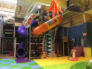 Beifall-Unterhaltungs-Platz-Thema-Innenspielplatz-Geräten-Fertigung