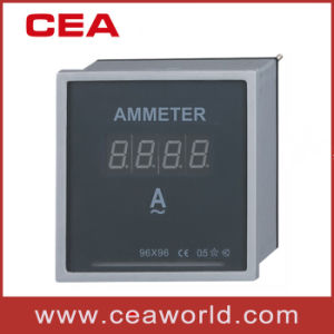 При помощи мультиметра (амперметра) панели с высоким качеством