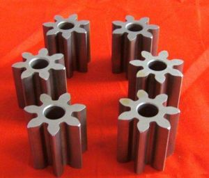 А также металлокерамические порошковой металлургии детали насоса ротора
