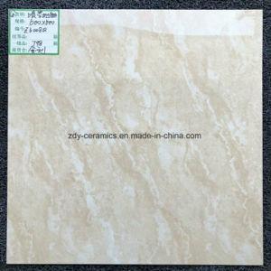 Tegels van de Bevloering van de Steen van de Kleur van het Bouwmateriaal de Witte Volledige Opgepoetste Verglaasde Marmeren