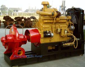 Entraînement de pompe incendie diesel (XBC-TPOW)