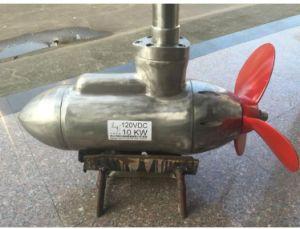 Motor fueraborda eléctrico de 30HP 10kw