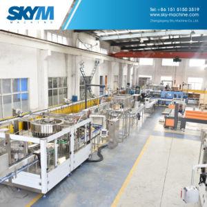1000mlびんの天然水の満ちる包装の生産工場
