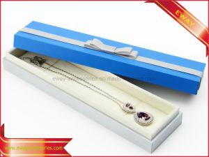Dom jóias caixas de Embalagem Tampa do espaço azul Caixa de jóias jóias