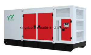 125kVAは防音のDeutzのディーゼル発電機を開く