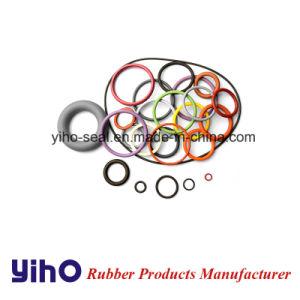 NBR/FKM/Viton/EPDM/HNBR/junta de caucho de silicona