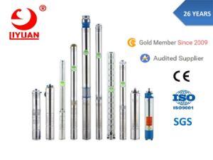 Jiangmen Pluriétagé 4 pouces en acier inoxydable Liste de la pompe à eau submersibles