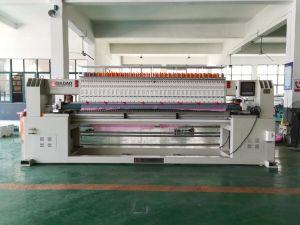 Эбу Intellectualized Двухрядным разведению вышивка машины (GDD-Y-217*2)