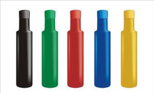 G1JMJ Perfume automático de pasta de la botella de líquido de aceite de máquina de llenado para Jam