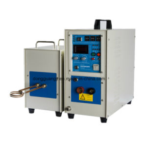 IGBT 음료 감응작용 히이터 납땜 기계를 놋쇠로 만드는 구리 관