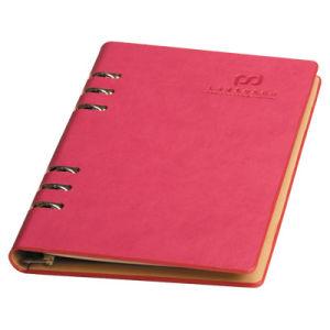 Capa dura de alta qualidade de impressão do diário do presente de promoção de notebook