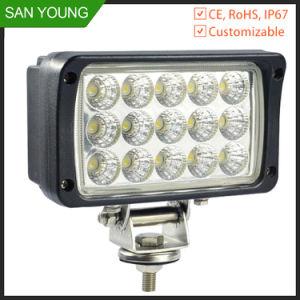 Feu de travail LED 45W 5 pouces pour phare de travail du tracteur