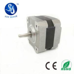 Motore passo a passo del NEMA 17 di alta qualità fatto in Cina con la lunghezza 34mm della macchina di CNC